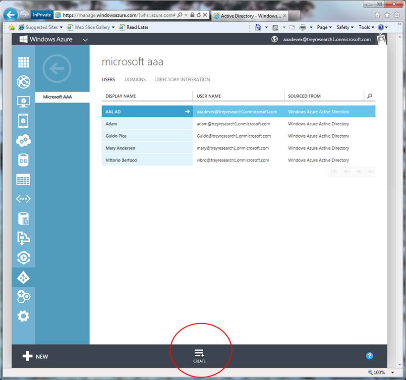 Managing Windows Azure AD from the Windows Azure Portal 3– Add a Co-Admin, Use 2FA