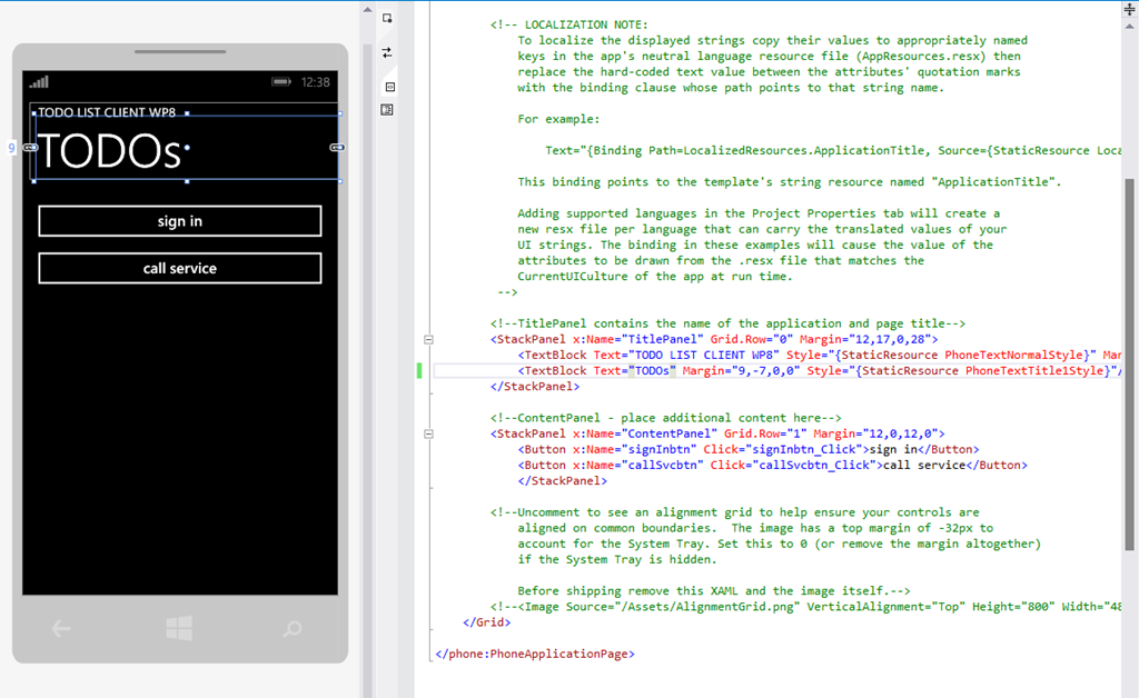 Fun With Windows Azure AD: Calling REST Services from a