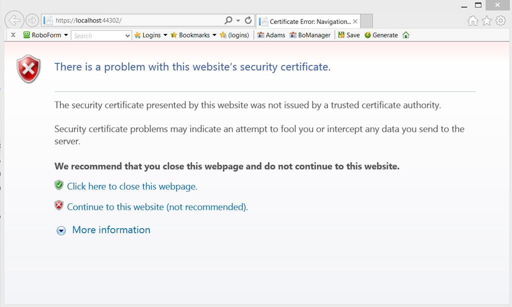 Securing a Web API with ADFS on WS2012 R2 Got Even Easier